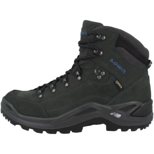 Lowa Renegade GTX Mid Men Gore-Tex Outdoor Hiking Chaussures Anthracite 310945-9780