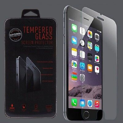 "New Premium Tempered Glass Film Screen Protector for Apple 4.7"" iPhone 6s / 6"