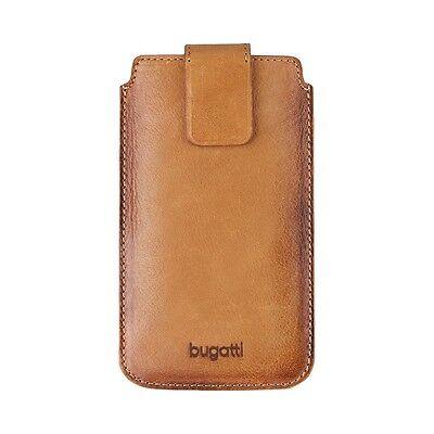 Tasche für HUAWEI P10 PLUS/ -ECHT LEDER Handy Schutz Hülle BUGATTI® Case Cover