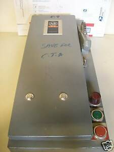 ALLEN-BRADLEY-BULLETIN-712-FUSED-COMBINATION-CONTROLLER