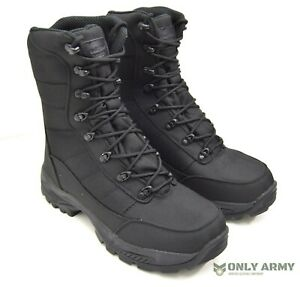 Black-Army-Assault-Boots-Dutch-Special-Forces-Style-Breathable-amp-Waterproof-Boot
