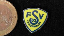 Fussball DFL DFB original Lizenzlogo Regionalliga Pin Badge FSV Luckenwalde 63