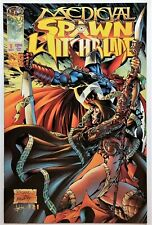 Medieval Spawn and Witchblade #1 Cover B Image Comics 1st Print EXCELSIOR BIN