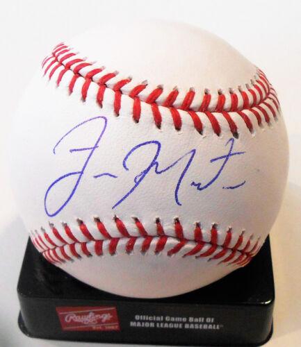 Jason Martin Signed Official Major League Baseball W/COA Houston Astros