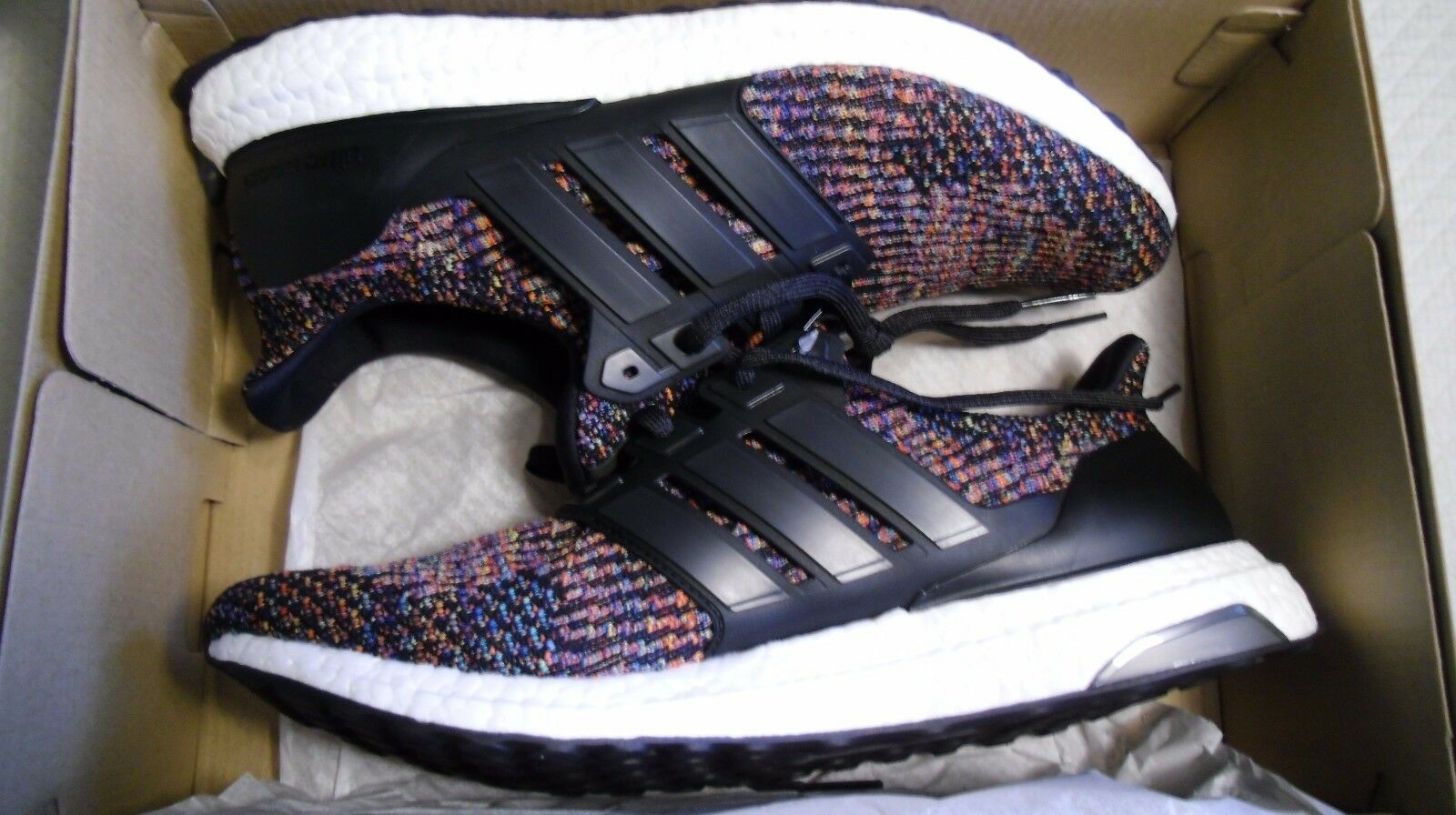 Adidas UltraBOOST Ultra Boost LTD Multi-Color Multicolor 3.0 CG3004 Mens 12