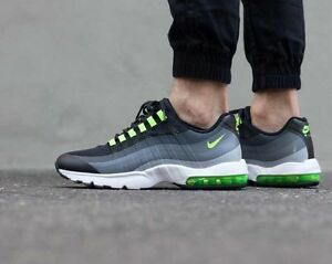 new product 21c3e bb340 Image is loading NIKE-AIR-MAX-95-ULTRA-SZ-WMNS-6-