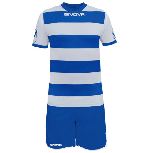 kit calcio calcetto volley givova rugby divisa muta futsal