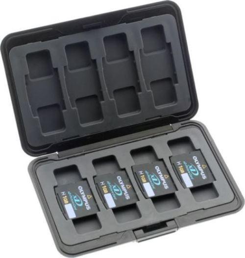 Aluminium Memory Card Steel Case for XD Memory Card