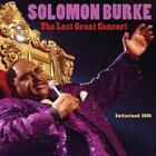 The Last Great Concert-Switzerland 2008 von Solomon Burke (2012)