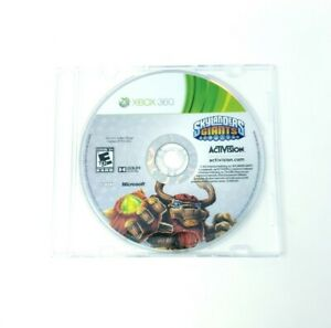 Skylanders Giants (Microsoft Xbox 360) Disc Only