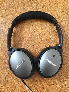 Amazon.com: Bose QuietComfort 25 Noise Cancelling ...