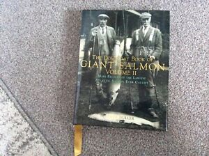 THE DOMESDAY BOOK OF (GIANT) SALMON Volume II new