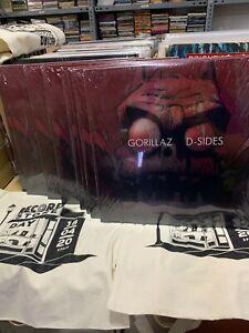Gorillaz 3 LP D Sides RSD 2020 Versiegelt