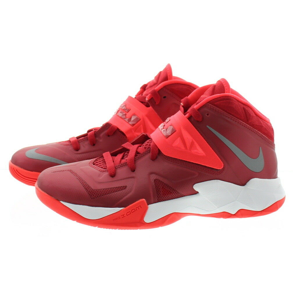 Nike 599263 Mens Zoom Soldier TB Mid Top Basketball Training Sneakers shoes