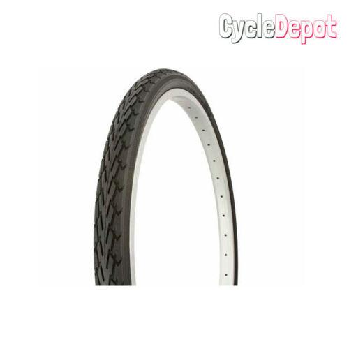 """DURO Tire 26/"""" x 1.75/"""" Black//Black Side Wall DB-7044. 266440"""