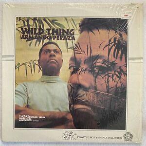 ARMANDO PERAZA Wild Thing LP 1980 reissue Afro-Cuban TOP COPY VG+++++++