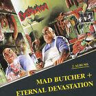 Mad Butcher/Eternal Devastation by Destruction (CD, Dec-1989, Spv)