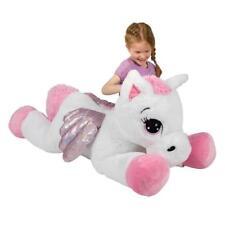Huge Pink Unicorn Plush Toy Large 120 Cm Jumbo Cuddly Kids Fairy Super Soft  Gift 5dd4bcf52