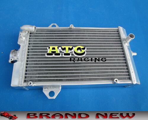 Aluminum radiator for ATV Yamaha Raptor YFM 700 R YFM700R 2006-2013 2012 11 08
