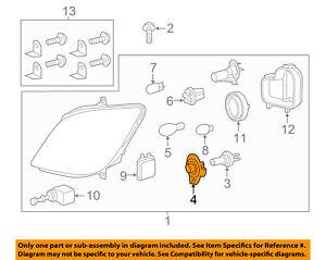 image is loading mercedes-oem-sprinter -2500-headlight-headlamp-socket-0018265482