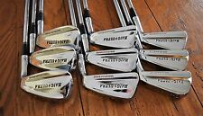 "RH Walter Hagen Haig Ultra ""Crenshaw Grind"" Irons 2-PW S400 All Orig Excellent"