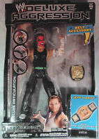 Wwe_deluxe Aggression Series 21 Collection_jeff Hardy 6 Inch Action Figure_mip