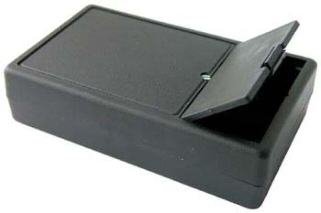 Gehäuse Kemo G01B mit Batteriefach 101 x 60 x 26 mm