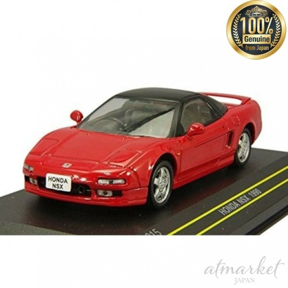 Premier  43 Mini Voiture F43-015 1 43 Honda Nsx 1990 Rouge Fini Produit de Japon