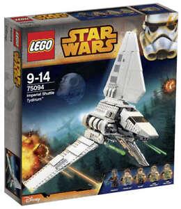 Lego® Star Wars 75094 - Navette impériale Tydirium ™ New & Ovp Han Solo Chewbacca