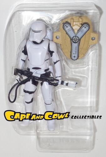 Hasbro Star Wars Force Awakens FIRST ORDER FLAMETROOPER Loose 3.75 Figure 2015