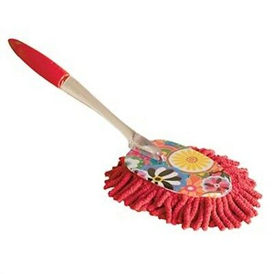 Citric Microfibre Duster Vigar a Truly authentic collection Brand New Retro