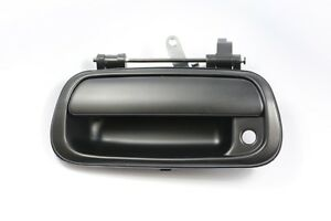 New black tailgate rear back outside door handle for for 2000 toyota tundra rear window latch