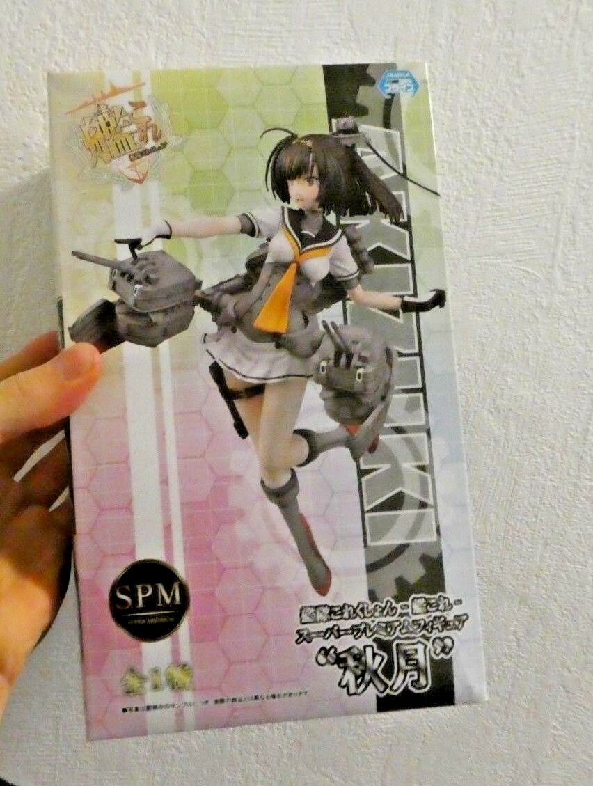 KANTAI COLLECTION SPM FIGURE FIGURINE breaks instep MADE IN JAPAN