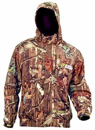 ScentBlocker-Outfitter-Chaqueta W-Zip Out-Sherpa Vest-RealTree Xtra-Talla XL