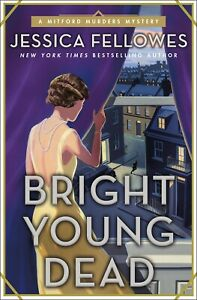 NEW-amazing-historical-mystery-Bright-Young-Dead-By-Jessica-Fellowes-paperback