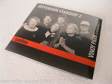 JEFFERSON STARSHIP 2 Vinoy Park, St. Petersburg, FL (2003) CD DIGIPACK NUOVO