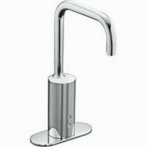 Kohler Touchless Battery Powered Gooseneck Faucet With 4