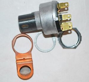 IGNITION SWITCH 1964 BUICK IMPALA 61-63 Chevy II 62-64 C10 ...