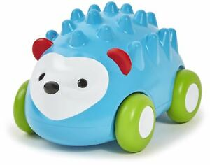 Skip-Hop-EXPLORE-AND-MORE-ROLL-PULL-AND-GO-CAR-HEDGEHOG-Baby-Toys-BN