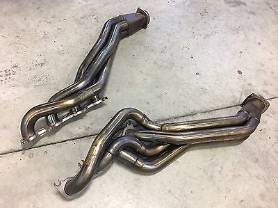 DYNATECH 11-2014 FORD MUSTANG GT 5.0L LONGTUBE HEADERS & OFFROAD X-PIPE