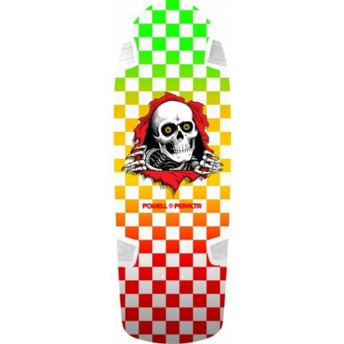Powell-Peralta Bones Brigade OG Ripper Checker Multi Color Reissue Skateboard
