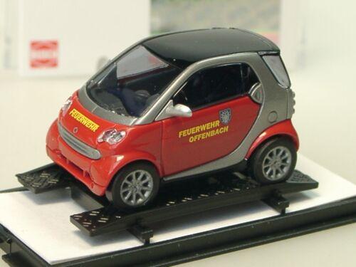 Busch Smart Feuerwehr OFFENBACH, Sondermodell, lim. 500