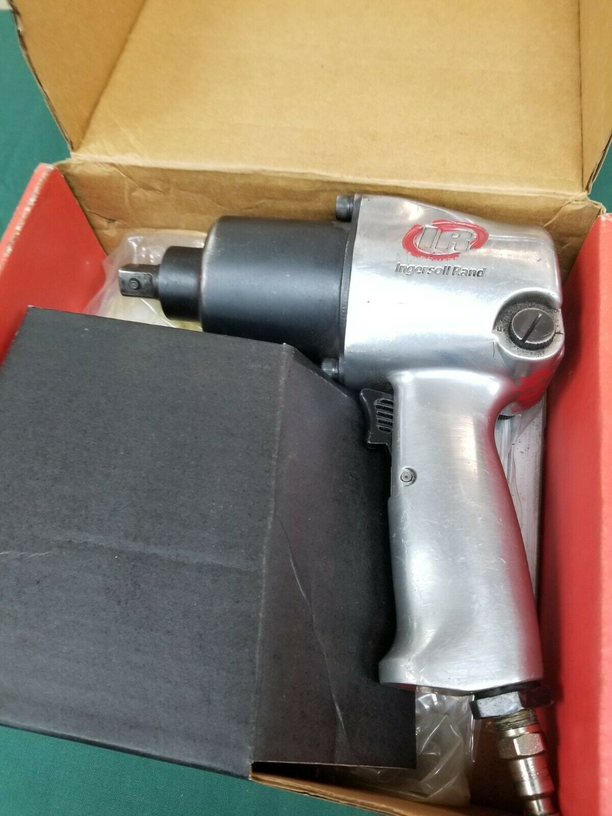 2705P1 westgastoniamusic Ingersoll Rand 2705P1 Air Impact Wrench,1/2 In. Dr.,8500 Rpm