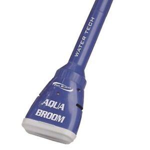Aqua Broom Ultra D-alimenté Par Batterie Piscine, Spa, Aspirateur,-afficher Le Titre D'origine