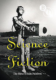 Science-Is-Fiction-The-Sounds-Of-Science-1927-DVD-1910-DVD-FREE-amp-FAST