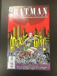 BATMAN-CHRONICLES-2000-21-DC-Comics-Nice-Shape-BENDIS