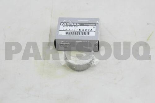 12111MA00A Genuine Nissan BEARING-CONNECTING ROD 12111-MA00A