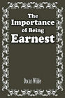 The Importance of Being Earnest by Oscar Wilde (Paperback, 2011)