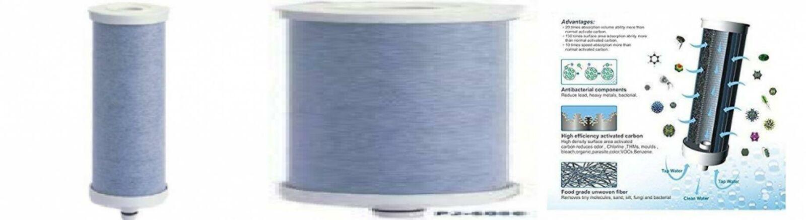 Chanson PJ-6000 Filtre de remplaceHommest eau ioniseurs