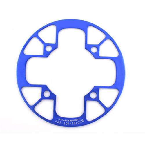 Mountain Bike Crank Protector Chainring Protection Cover 104BCD 32T//36T//40T